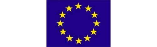 Pavillons et drpeau Europe