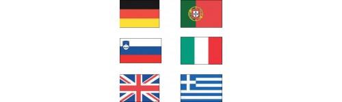 Pays Européens N°1